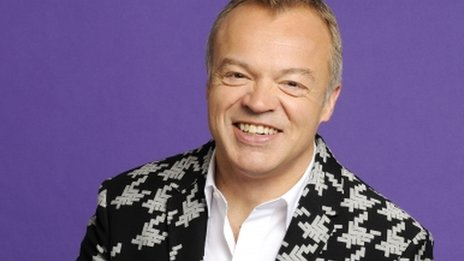 BBC News - Graham Norton to host seven-hour chat show